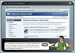 Experience a fully functional simulated online bank, safely and without real money...